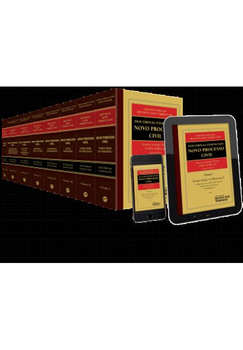 Coleção Doutrinas Essenciais Novo Processo Civil - 2ª Edição