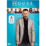Coleção DVD House: 6ª Temporada (6 DVDs)