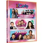 Coleção DVD Icarly (3 Discos)