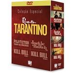Coleção DVD Tarantino: Pulp Fiction, Jackie Brown, Kill Bill 1 e 2 (4 DVDs)