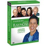 Coleção Everybody Loves Raymond 2ª Temporada Completa (5 DVDs)