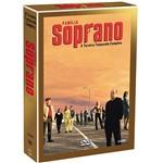 Coleção Família Soprano: a 3ª Temporada Completa (4 DVDs)