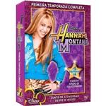Coleção Hannah Montana - 1ª Temporada (4 DVDs)