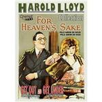 Coleção Harold Lloyd: Pelo Amor de Deus + Caia Fora e Fique Embaixo