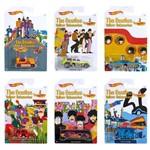 Coleção Hot Wheels Beatles com 6 Carros - Mattel Dml69