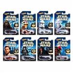 Coleção Hot Wheels Star Wars com 8 Carros - Mattel Ckj41