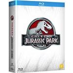Coleçao Jurassic Park (Blu-Ray)