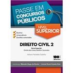 Coleção Passe em Concursos Públicos: Nível Superior - 1ª Ed