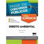 Coleção Passe em Concursos Públicos: Nível Superior - Direito Ambiental 1ª Ed