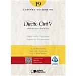 Coleção Saberes do Direito ¿ Volume 19 ¿ Direito Civil V ¿ Direito das Coisas e Direito do Autor 1ª Ed