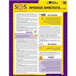 Coleção Sos: Sínteses Organizadas Saraiva Vol. 50 Improbidade Administrativa 2ª Ed.