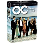 Coleção The O.C.: um Estranho no Paraíso - 3ª Temporada Completa (7 DVDs)