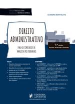 Coleção Tribunais e MPU - Direito Administrativo - para Analista (2018)