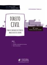 Coleção Tribunais e MPU - Direito Civil - para Técnico e Analista (2018)