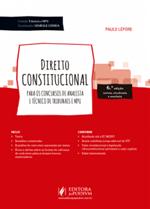 Coleção Tribunais e MPU - Direito Constitucional - para Técnico e Analista (2018)