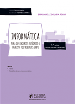Coleção Tribunais e MPU - Informática - para Técnico e Analista (2018)