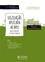 Coleção Tribunais e MPU - Legislação Aplicada ao MPU (2018)