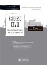 Coleção Tribunais e MPU - Processo Civil - para Analista (2018)