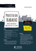 Coleção Tribunais e MPU - Processo do Trabalho - para Analista (2018)