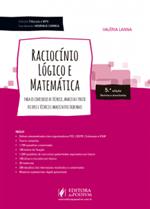 Coleção Tribunais e MPU - Raciocínio Lógico e Matemática - para Técnico e Analista (2018)