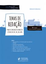 Coleção Tribunais e MPU - Temas de Redação para Tribunais (2018)