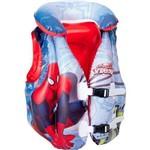 Colete Inflável Homem Aranha para Criança Bestway 51 X 46 Cm