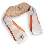 Colete Massageador Aparelho de Massagem Shiatsu com Infravermelho King Fisiomedic Original com 1 Ano de Garantia