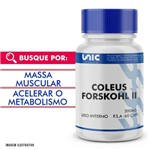 Coleus Forskohlii 300mg 60 Cáps