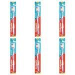 Colgate Extra Clean Escova Dental Média (kit C/06)