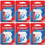 Colgate Fio Dental Nylon 50m (kit C/06)
