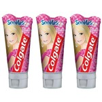 Colgate Kids Barbie Creme Dental 100g (kit C/03)
