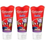 Colgate Kids Spider Man Creme Dental 100g (kit C/03)