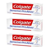 Colgate Sensitive Creme Dental Branqueador 110g (kit C/03)