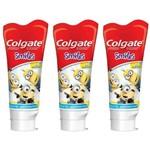 Colgate Smiles Creme Dental Infantil Minions 100g (kit C/03)