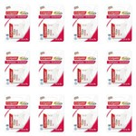 Colgate Total 12 Fio Dental 25m (kit C/12)