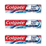 Colgate Tripla Ação Creme Dental Xtra White 70g (kit C/03)