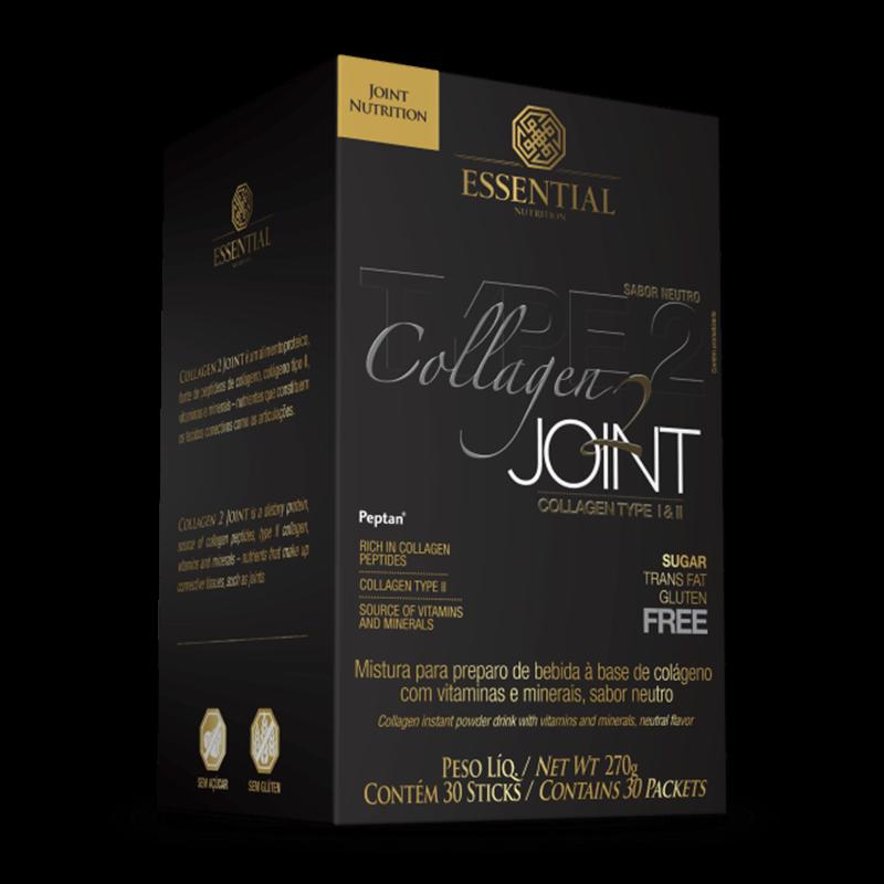 Collagen 2 Joint (30 Sticks-11g) Essential Nutrition -Neutro
