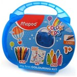 Color'peps Box, a Minha Primeira Mala para Colorir Maped