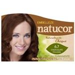 Coloração 6.7 Chocolate Natucor