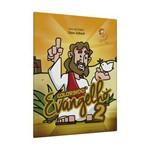 Colorindo o Evangelho - Livro de Colorir - Vol. 2