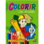 Colorir com Atividades: Profissões