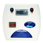 Comando Digital Sauna Vapor Universal/steam Inox 6kw/9kw