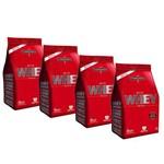 Combo (4 Unidades do Whey Protein Concentrado Nutri Whey Refil - Integralmédica - 907grs)