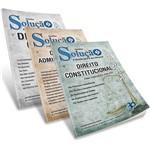 Combo Apostilas Direito Administrativo, Constitucional e Civil para Concursos
