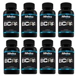 Combo Atacado 8x Bcaa Pro Series 120 Caps Cada - Atlhetica Nutrition