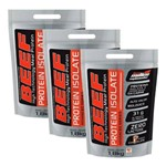 Combo Beef Protein Isolate 1.8kg New Millen (3 Unidades)
