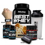 Combo Best Whey - Atlhetica Nutrition