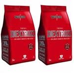 Combo 2 - Dextrozz 100% Dextrose 1000g - Integralmédica