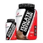 Kit Suplementos Massa Muscular Magra Whey Isolado Puro Sem Lactose + Bcaa Promoção