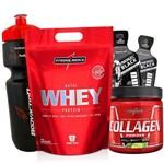 Whey Protein Concentrado + Colageno 300g / Wey Proten